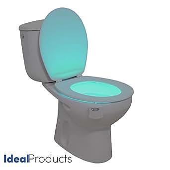 Ideal products lumi re de wc adaptable n 39 importe quel mod le de cuvette - Lunette de toilette originale ...