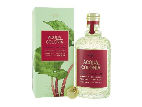 Muelhens Aqua Colonia Rhubarb and Clary Sage Eau De Cologne 170ml