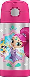 Thermos Funtainer 12 oz Bottle, Shimmer And Shine