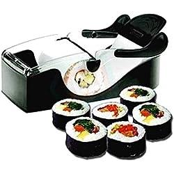 Sushi Roll - Bazooka Maker - Realizzare Sushi - Macchina - arrotola Il Riso - Professionisti o Principianti - Visto in TV - Idea Regalo Natale e Compleanno