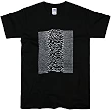Pulsar arte utilizado por para el desconocido de joy Division placeres álbum Printed T Shirt–Minimal