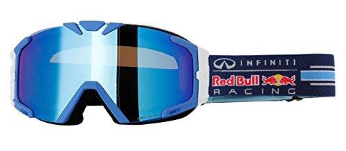 Red Bull Skibrille weiß Einheitsgröße
