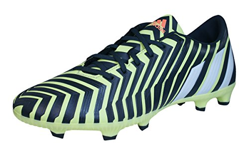 adidas Predator Absolado Instinct FG Football Boots (Yellow-Whit Grigio