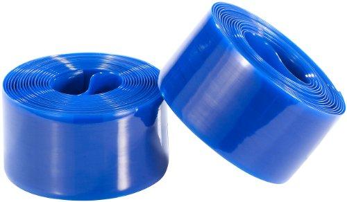 PEARL sports Pannenschutzband: Pannenschutzeinlage für Fahrradreifen, 34 mm (blau) (Schlauchschutz für Farradreifen)