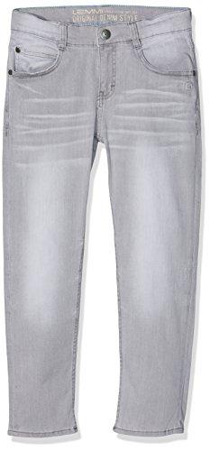 Lemmi Jungen Jeans Hose Boys Tight fit Big, Grau (Light Grey Denim 0017), 140 Big Boy Jean