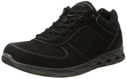 Ecco Wayfly, Chaussures Multisport Outdoor Homme Noir (Black)