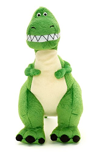 Disney Store T- Rex Dinosauro Peluche Tirannosauro Toy Story 3 Originale Woody Mini 20cm