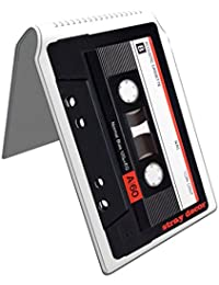 Stray Decor (Audio Cassette Tape) Étui à Cartes / Porte-Cartes pour Titres de Transport, Passe d'autobus, Cartes de Crédit, Navigo Pass, Passe Navigo et Moneo
