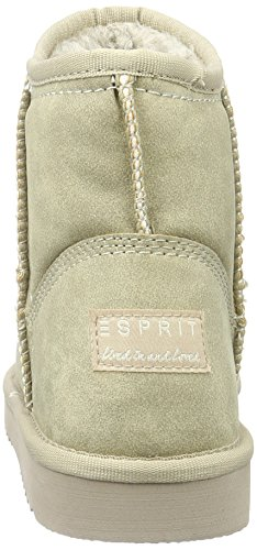 Esprit Uma Vintage, Bottes Souples Femme Marron (260 Light Taupe)