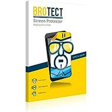 2x BROTECT HD-Clear Protector de Pantalla para Lidl Silvercrest, Gran Nitidez, Con Revestimiento Duro