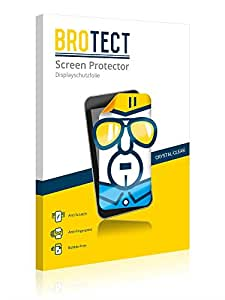 2x BROTECT HD-Clear Screen Protector for Apple iPod nano 6. Generation (2010) crystal-clear hard-coated dirt-repellent