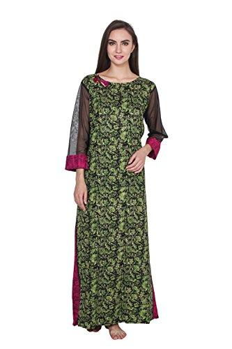 Klamotten Women Long Cotton Nightwear 239KC