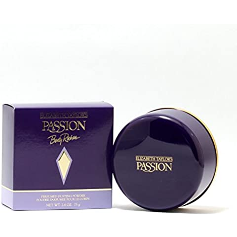 PASSION by Elizabeth Taylor Dusting Powder 2.6 oz by Elizabeth Taylor