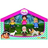Heidi - Pack de figuras y mascotas (Famosa 700012780)
