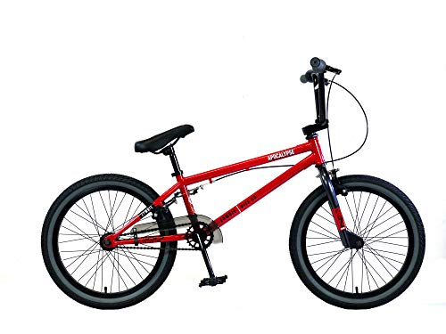 Zombie Unisex's Z3201004 Apocalypse, Red/Black, 20'' Best Price and Cheapest