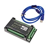 SM SunniMix Controlador de Motor de Pasos con Cable Equipo de Instalación Electrónica Visualización Rápida - 4v2