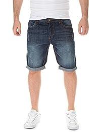98-86 Herren Jeans Shorts Bermuda