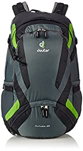 Deuter Futura Hiking Backpack, 28 Ltres (Granite/black)