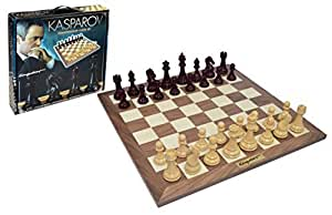 Kasparov Championship Chess Set by Merchant Ambassador