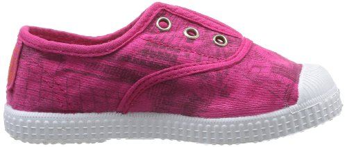 Ramdam Sacramento, Baskets mode fille Rose (57 Ttx Fushia Dtx/Fille)