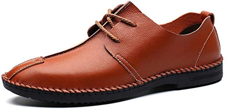 14aeef3584 Xujw-scarpe, 2018 Scarpe Stringate Basse Scarpe Oxford da Uomo alla ...
