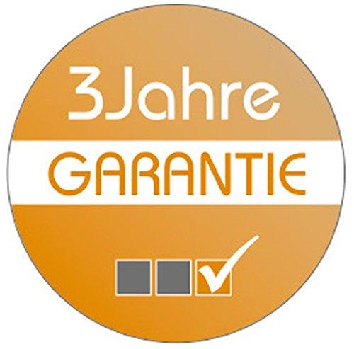 Rattan4Life 4-teilig Neapel Deluxe Polyrattan Gartenmöbel Set, Sofa / Lounge / Gartengarnitur / Kissenbezug, schwarz / rot - 2