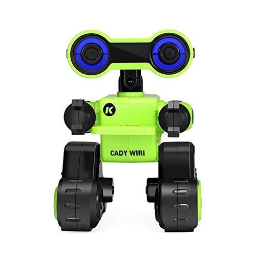 Intelligenter Multi Roboter für Kinder,Intelligente Programmierung Singen Walking sowie Musik und Licht für Kinder - Walking-spielzeug-roboter