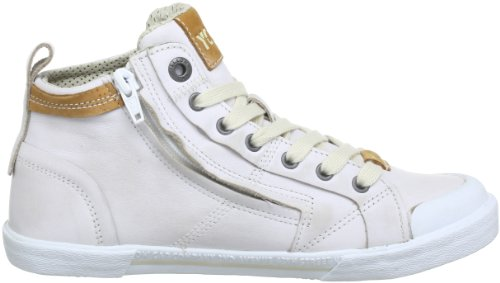 Yellow Cab Boogie Y25058, Sneaker donna Bianco (Weiß (White))