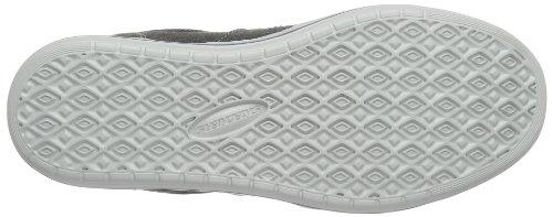 Skechers DefineMahan, Baskets Basses Homme gris (CHAR)