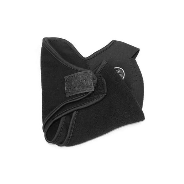 Boolavard® TM Maschera portezione in Neoprene per Viso Collo Naso Sport motocilismo Sci 3 spesavip