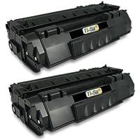 "Image of 2x Basic XL ""Ti-Sa Toner rigenerati per HP cf226X CF 226x 26x per HP LaserJet Pro M 402N–Black–Potenza..."