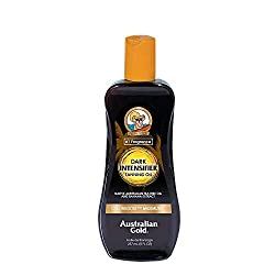 Australian Gold Dark Tanning Oil Intensifier, 1er Pack (1 x 237 ml)