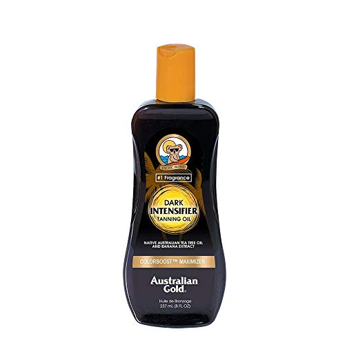Australian Gold Dark Tanning Oil Intensifier Oil 237ml
