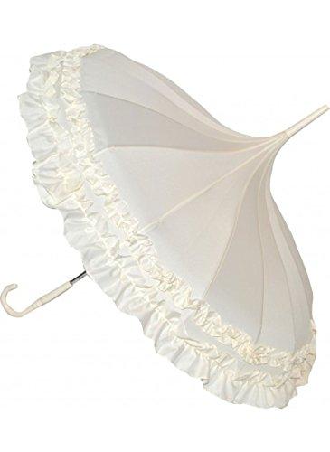Le Monde du Parapluie Regenschirm, beige (Beige) - SOAKEBCSPABECREME