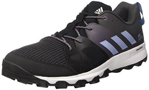 Adidas Herren Kanadia 8 Trail Laufschuhe, Mehrfarbig (Negbas/Azusen/Gritra), 44 EU