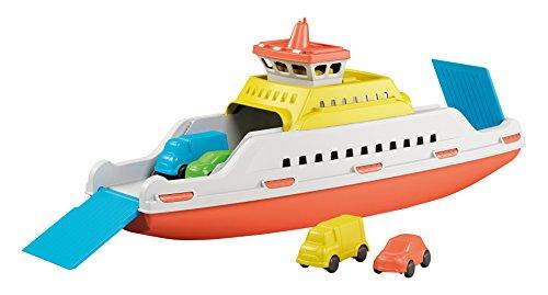 Adriatic Ferry vehículo de Juguete - Vehículos de Juguete (Azul, Naranja, Blanco, Amarillo, Barco, Interior / Exterior, 39 cm)