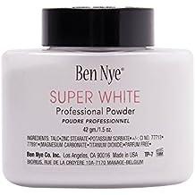 Ben Nye Super White Translucent Face Powder - 1.75 oz - Shaker Jar by Ben Nye
