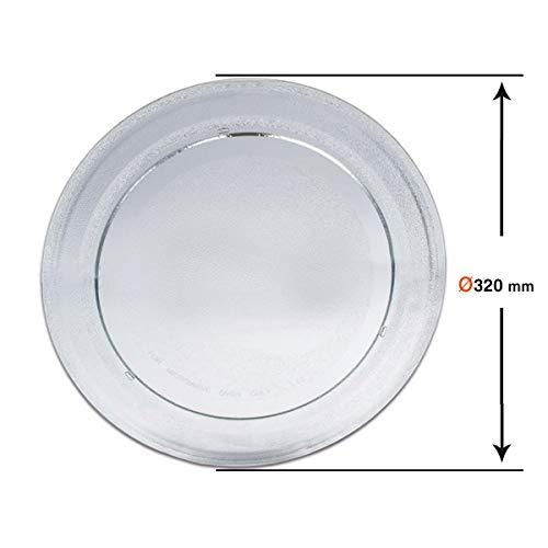 Mikrowellenteller Whirlpool LG 32 cm, Kanal 225, AVM335WH AVM350 481946678186
