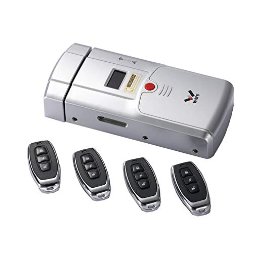 Access Control Bluetooth Fingerprint Padlock Luggage Backpack Fitness Cabinet Warehouse Dormitory Mobile App Smart Unlock Security Burglar High Quality And Low Overhead Electric Lock
