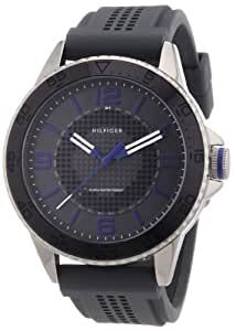 Tommy Hilfiger Herren-Armbanduhr Cool Sport XL Analog Silikon 1790836