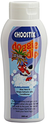 Choostix Dog Shampoo Skin and Coat, 200ml
