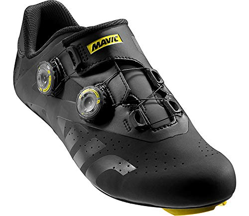 Mavic Cosmic Pro - Zapatillas - Negro Talla del Calzado UK 8,5 / EU 42 2/3 2019