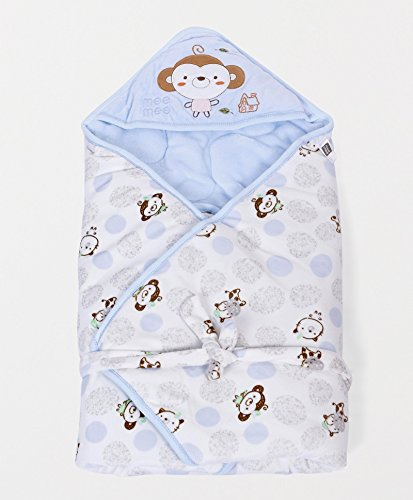 Mee Mee Baby Wrapper Blanket (MM-8190 A)  available at amazon for Rs.885