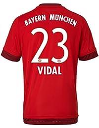 adidas Fc Bayern Munich Domicile Replica Maillot manches courtes Garçon
