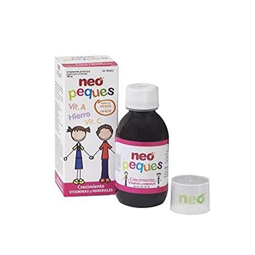 Neo Peques Crecimiento Vitaminas y Minerales