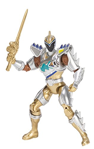 uper Charge - Dino Super Drive Gold Ranger Action Figure, 5 ()