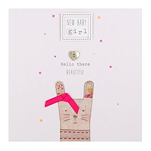 Hallmark Carte pour bébé fille