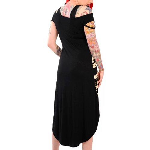 Banned - Robe - Femme Noir noir Noir