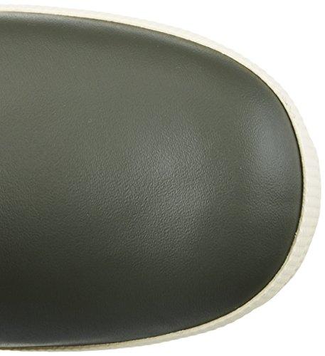 Viking Seilas Winter, Bottes mi-hauteur avec doublure chaude mixte adulte Vert - Grün (Olive 37)