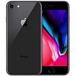 "Apple iPhone 8 SIM única 4G 64GB Gris - Smartphone (11,9 cm (4.7""), 64 GB, 12 MP, iOS, 11, Gris)"